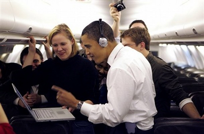 Obama Headphones