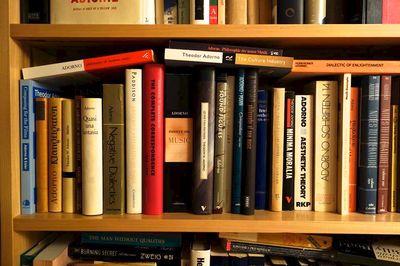 Adorno shelf