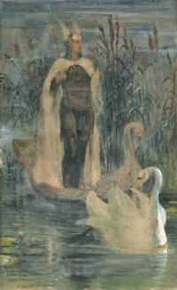 Lohengrin_by_Walter_Crane_(1895)