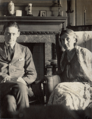 Eliot and Woolf